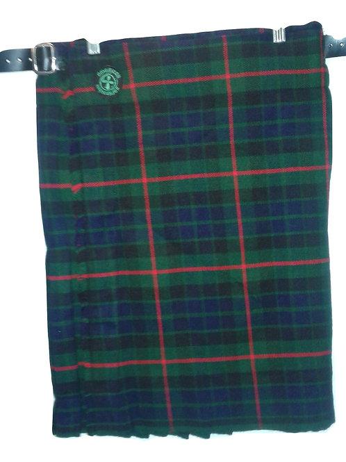American Highlander Men's Gunn Tartan Kilt
