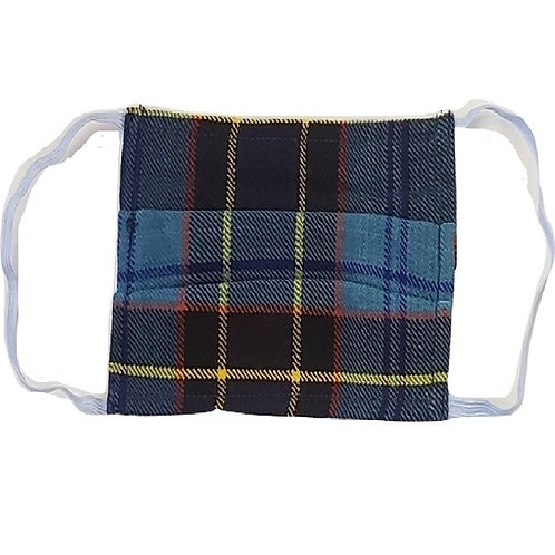 US Air Force Tartan Face Kilt - Double Layered and Washable