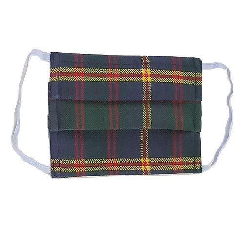 USMC Leatherneck Tartan Face Kilt - Double Layered and Washable