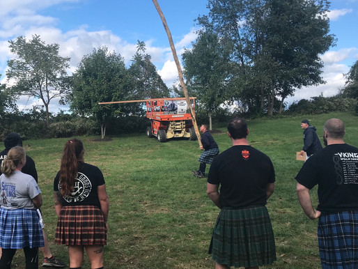 CELTIC FESTIVAL, HIGHLAND GAMES, AXE THROWING & A KILTED RUN TO BE FEATURED AT KILT FEST NJ