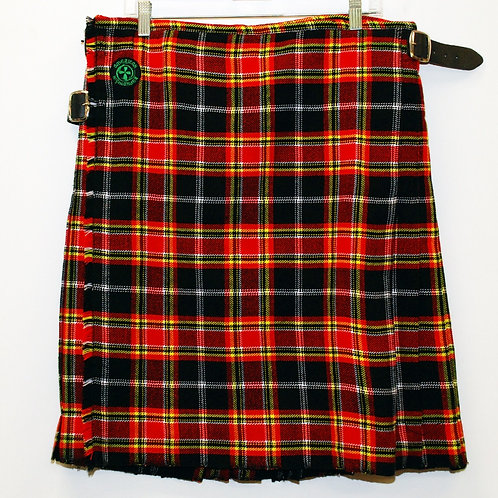 American Highlander Men's Firefighter Tartan Kilt