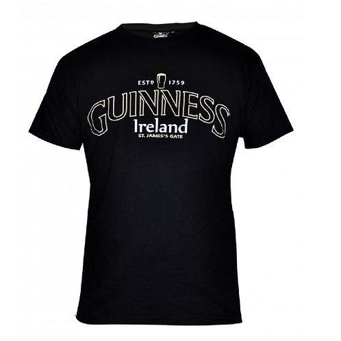 Guinness Black T-Shirt