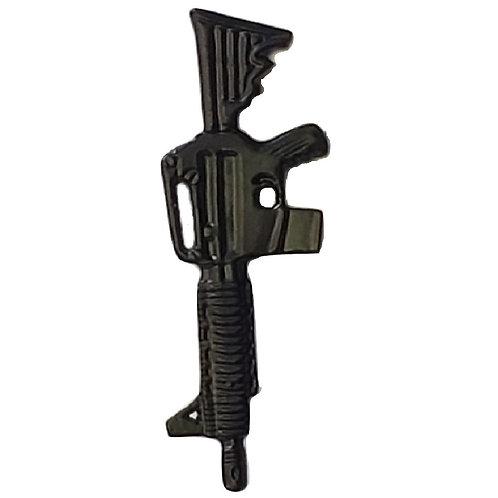 American Highlander Black M16 Kilt Pin