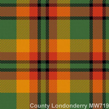 County Londonderry (Derry) Tartan