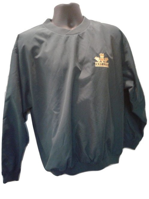 Green Ireland Claddagh Golf Jacket