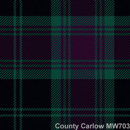 County Carlow Tartan