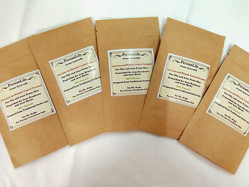 Anti Acne and Blemish Control Face Pack