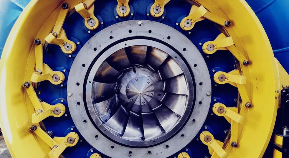9.6 MW Super Mai A Small Hydro Electric Project