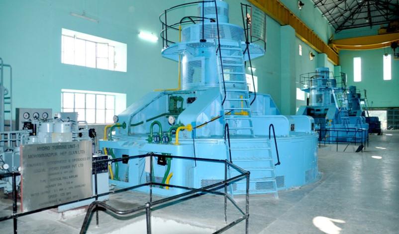 10.2 MW Mohamadpur R&M