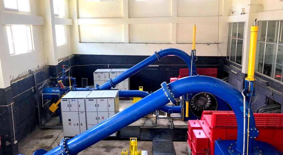 5.5 MW Bultikulan Small Hydro Electric Project