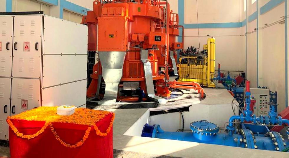 11 MW Salun Small Hydro Electric Project