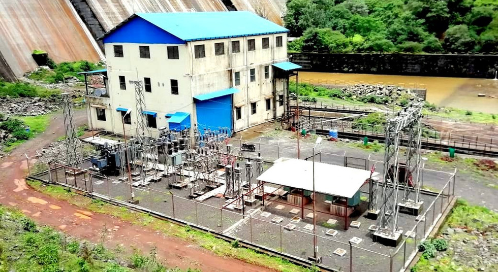 4.4 MW Temghar Small Hydro Electric Project