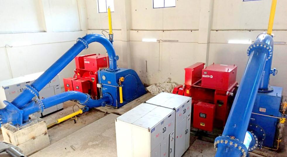 5.5 MW Ichoo Hydro Electric Project