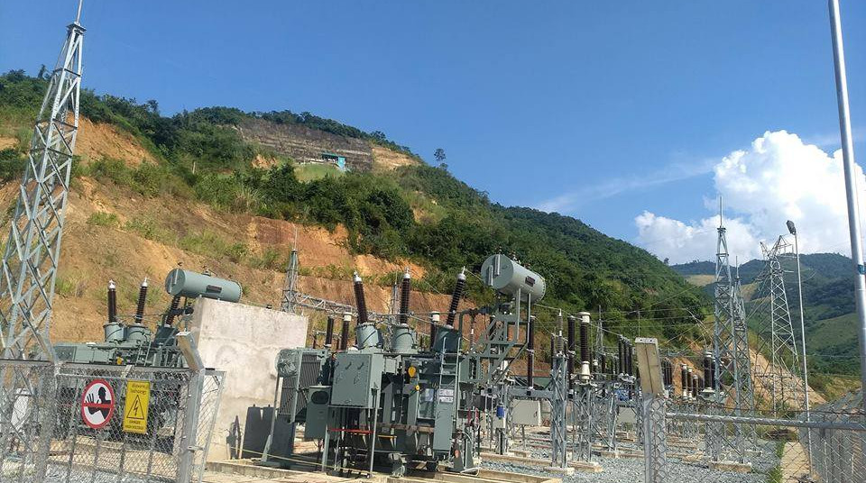 29 MW Nam Peun Hydro Electric Project