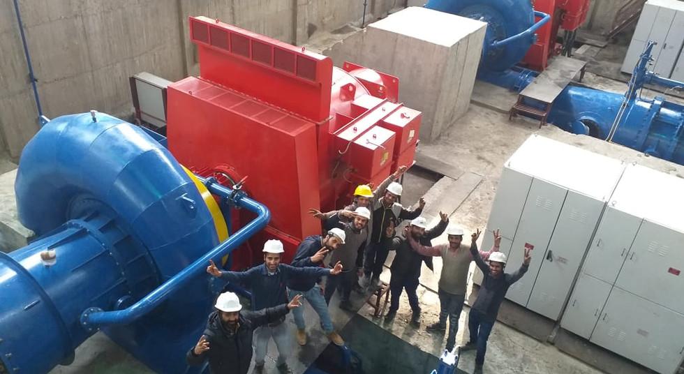 12 MW Namarjun Madi Small Hydro Power Project