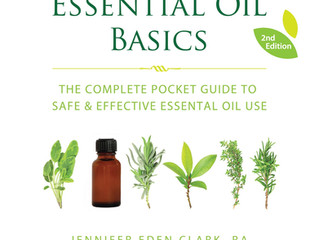 Essential Oil Basics, 2nd Ed