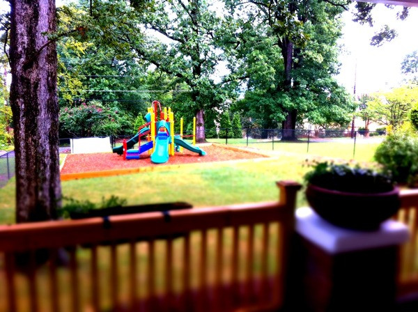 Tallulah Montessori Playground