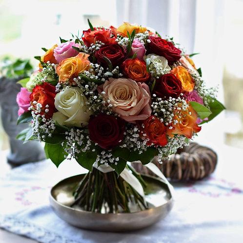 Blumenstrauß Klassisch