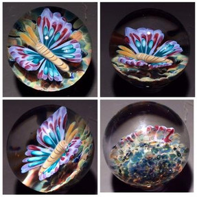 Butterfly Marble 2017