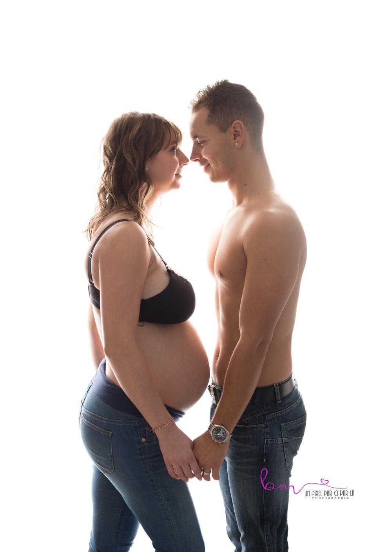 photographe femme enceinte Nîmes