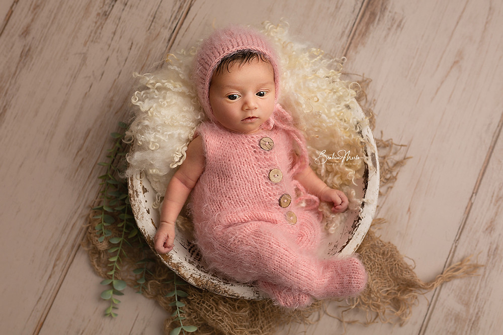 Séance photo bébé naissance Tarascon