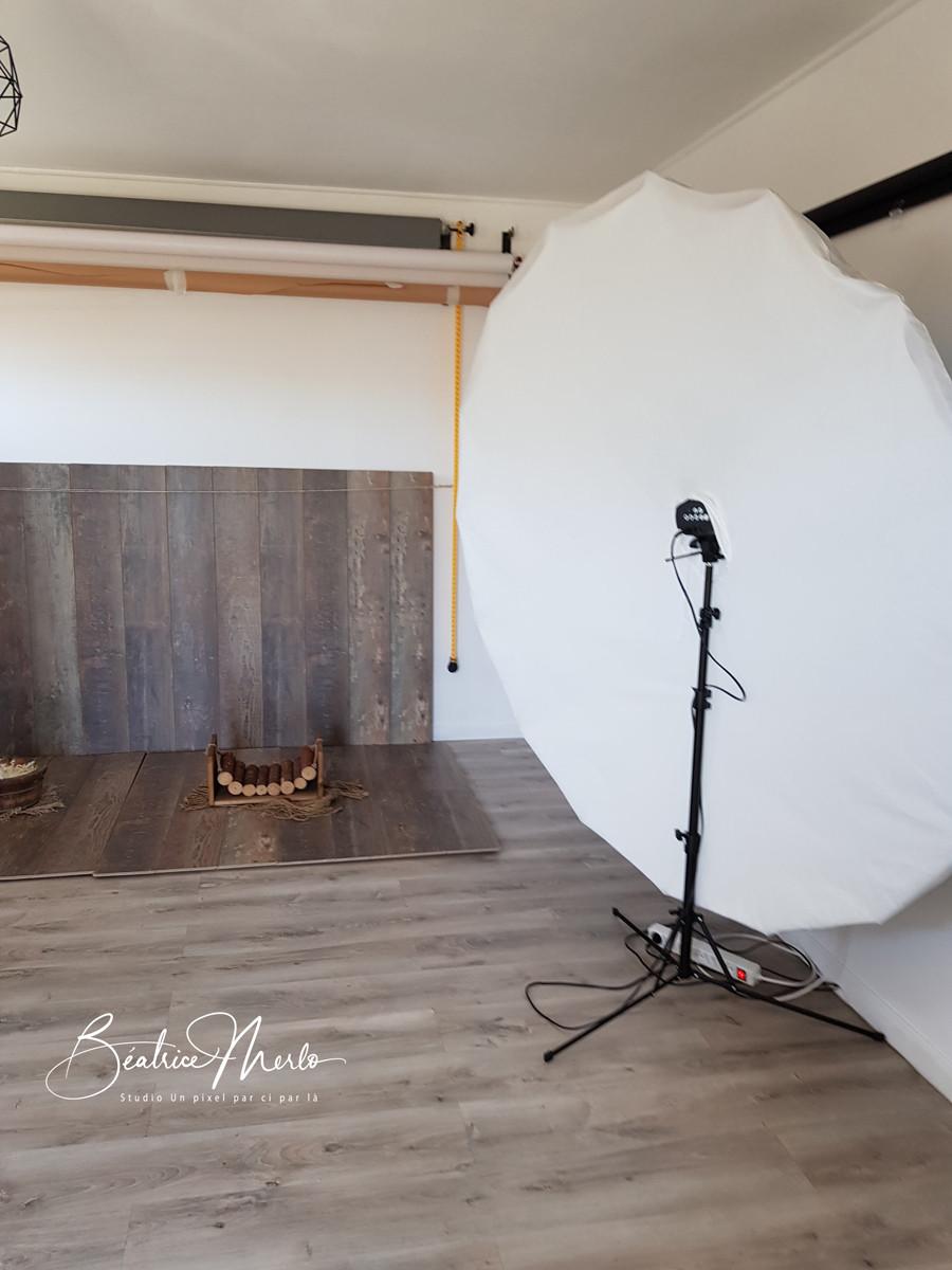 studio photographe dans le gard