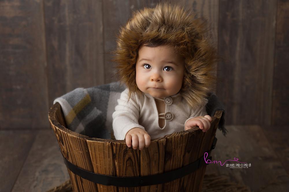 photographe bébé à nîmes