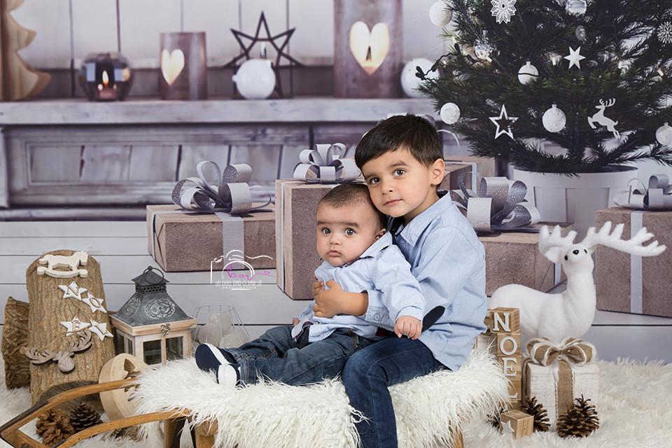 photo enfant frères Nîmes