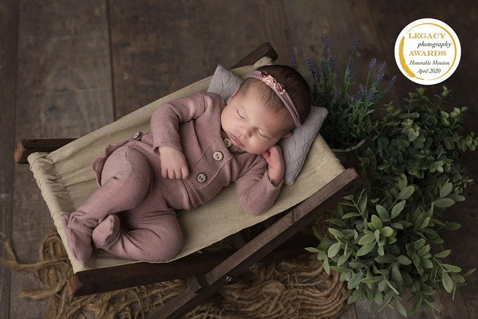 photographe naissance bébé Redessan Gard