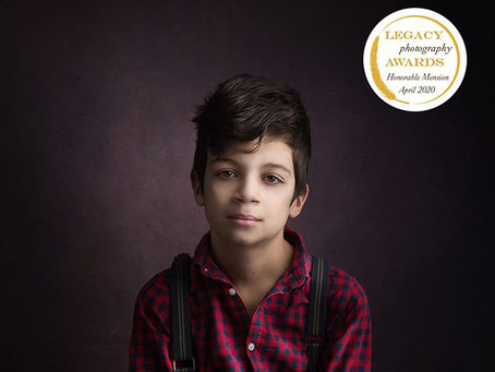Photographe bébé enfant Redessan Gard - Photos primées LEGACY PHOTOGRAPHY AWARDS