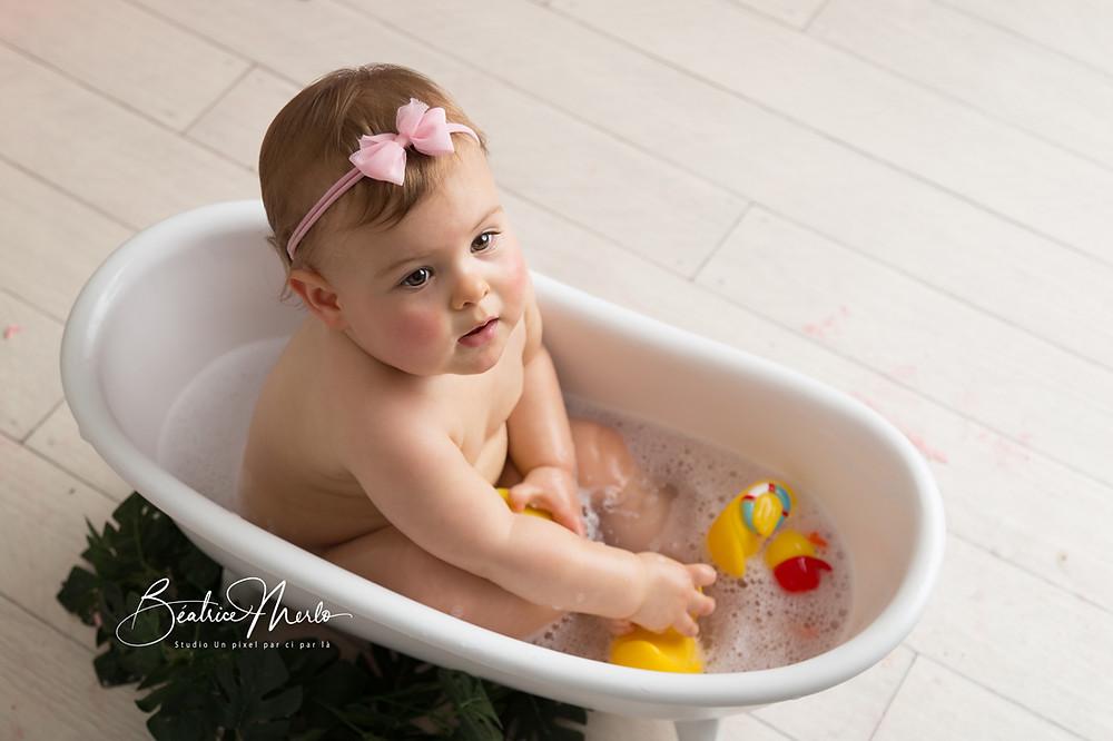 séance photo bébé gard 30