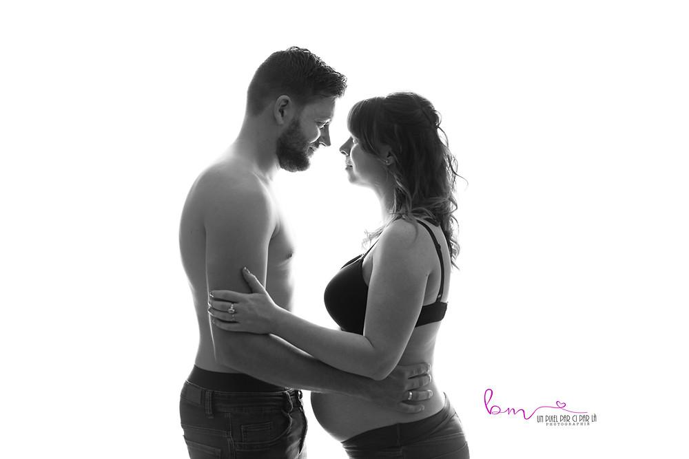 photographe maternité 30