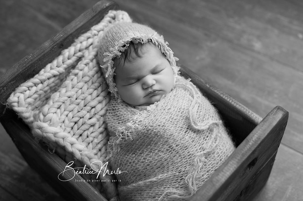 photographe naissance bébé gard 30