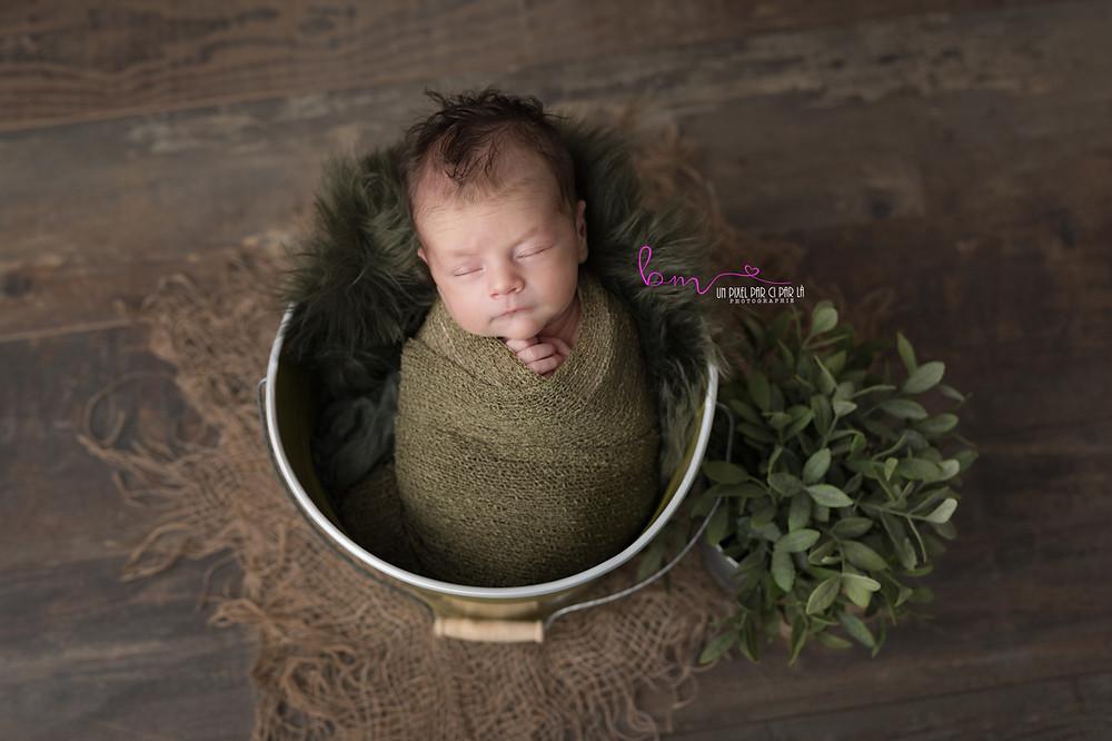 photographe nouveau né nîmes beaucaire gard