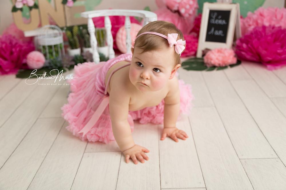 séance photo bébé anniversaire 13