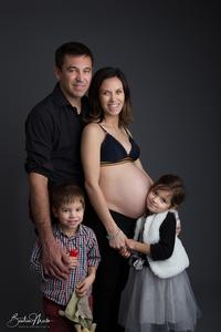 seance photo femme enceinte gard