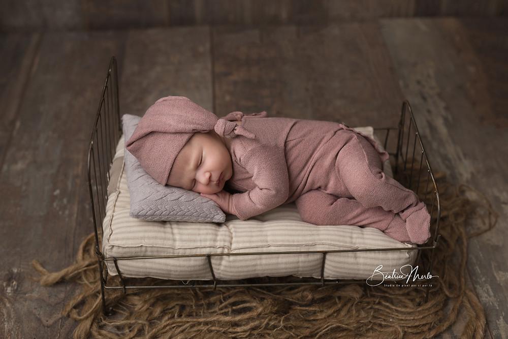 photographe naissance gard nimes