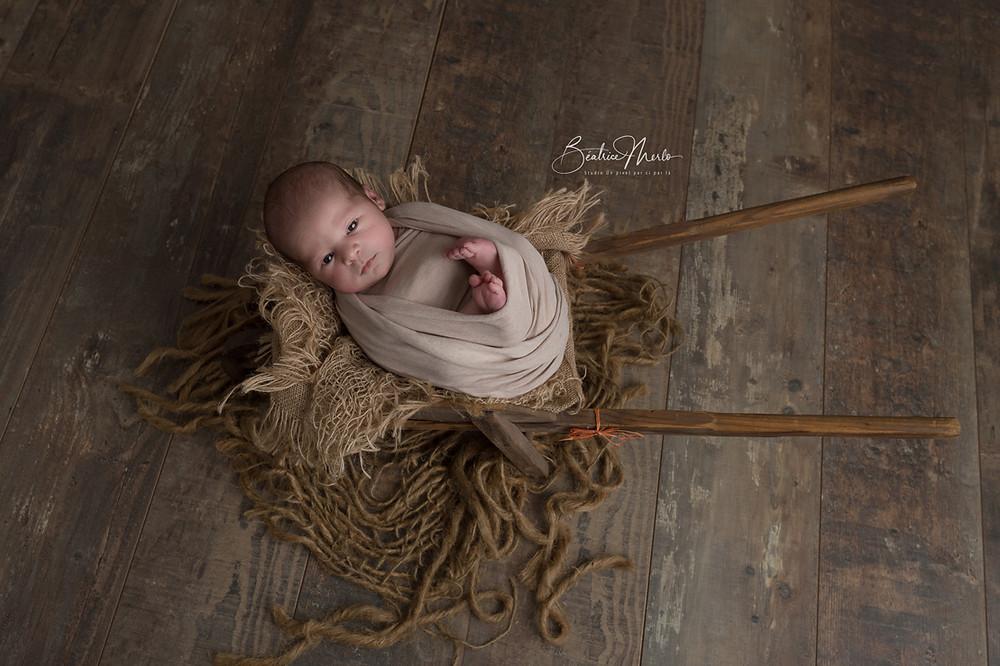 Photographe naissance poulx