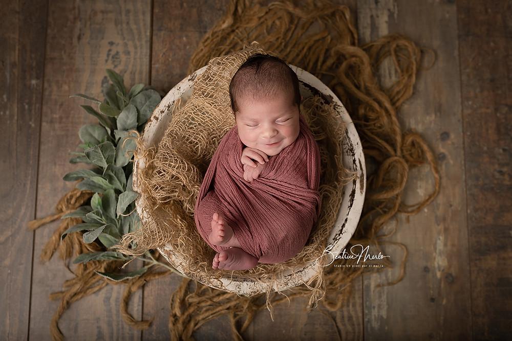 photographe naissance gard