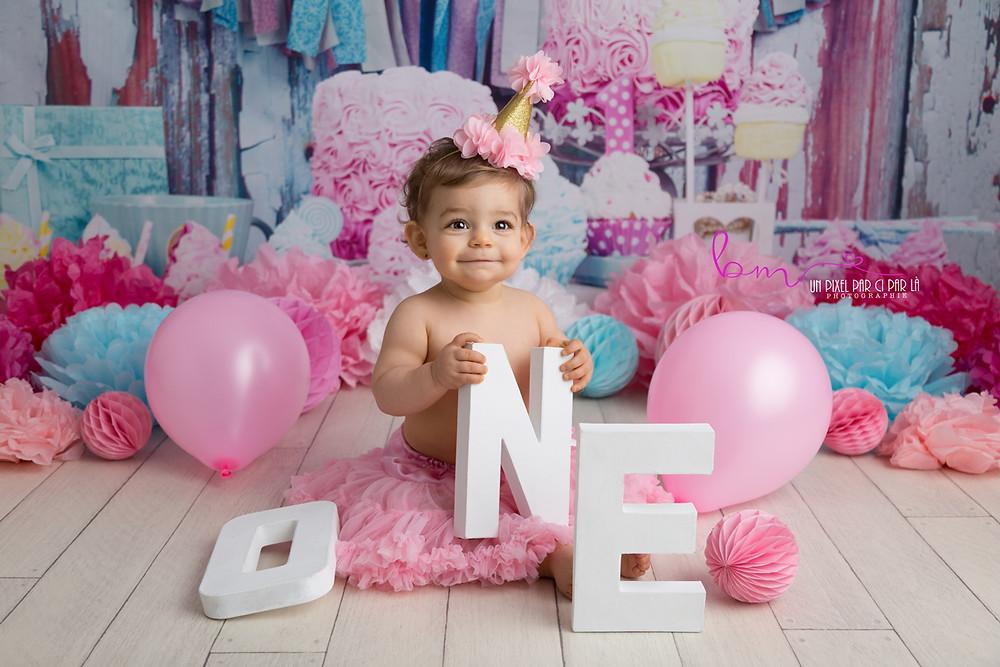 photo bébé 1 an nîmes gard 30