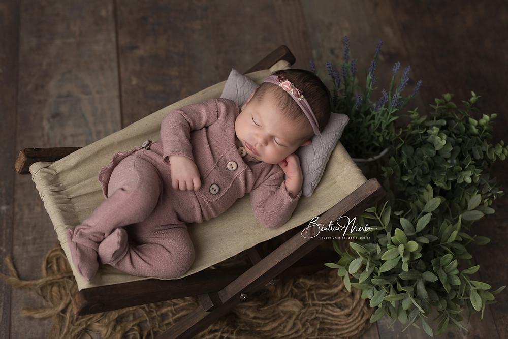 photographe bebe redressan gard