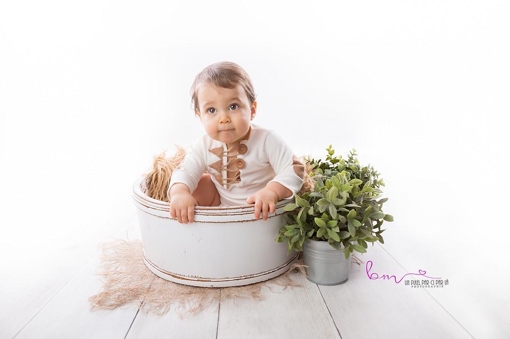 photo bébé Nîmes
