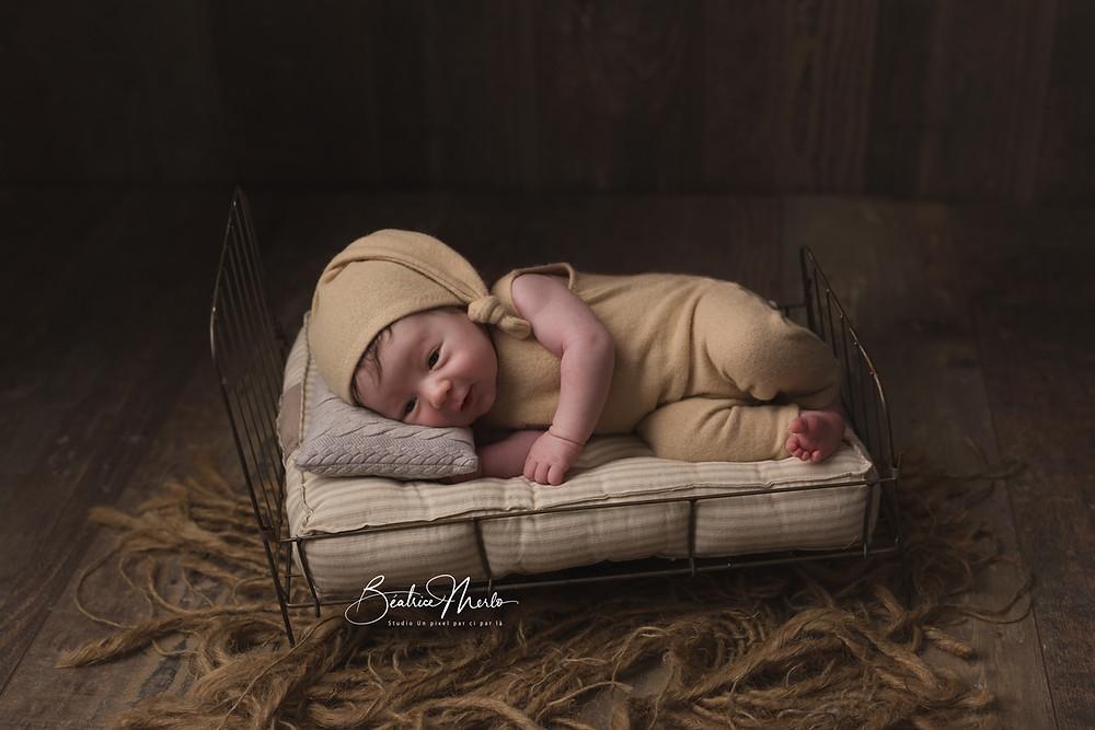 ou photographier mon bebe dans le gard