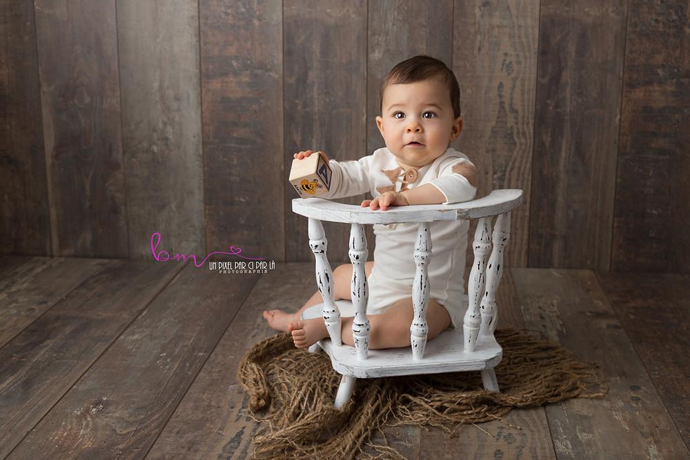 séance photo bébé enfant gard