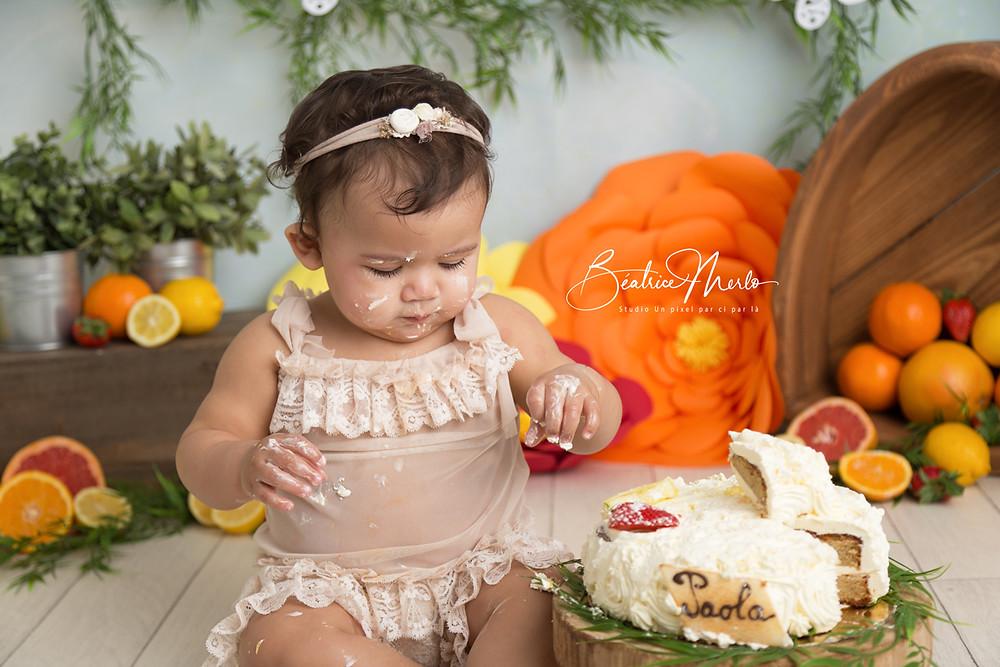 photographe anniversaire bébé 1 an gard
