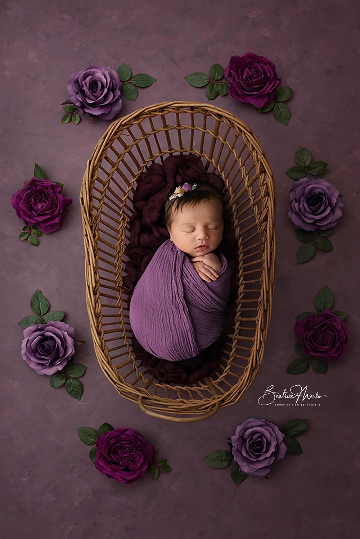beatrice merlo photographe bébé gard