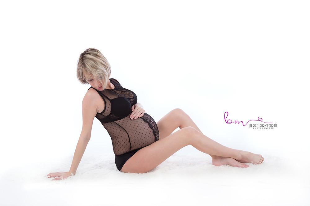 photographe grossesse gard