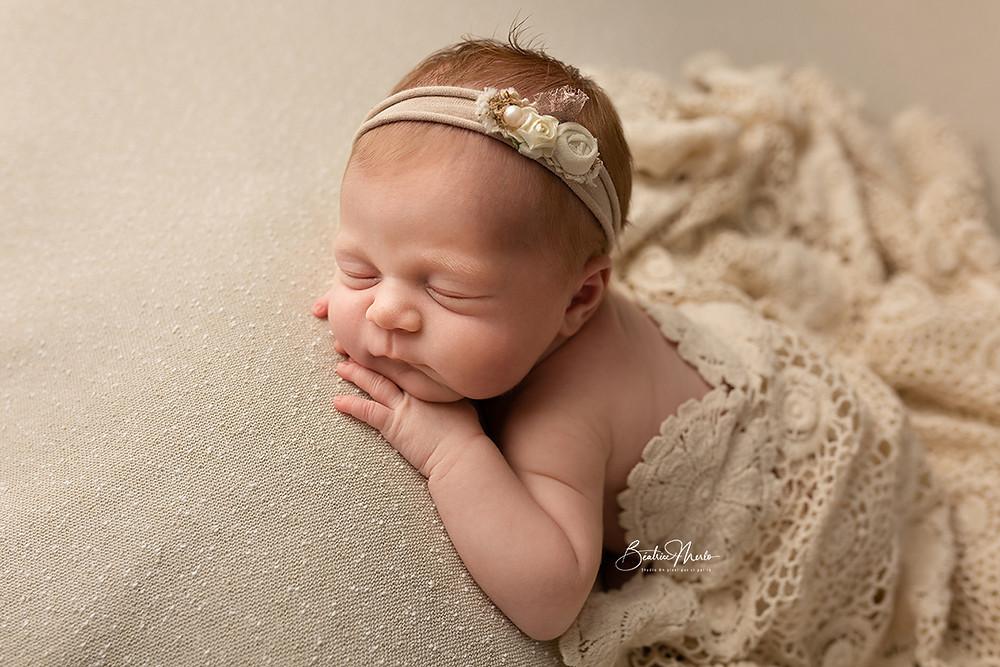 photographe nouveau ne bebe nimes