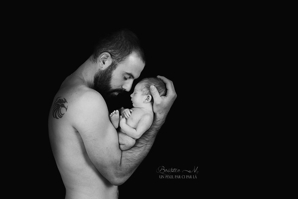 photographe bébé naissance nîmes