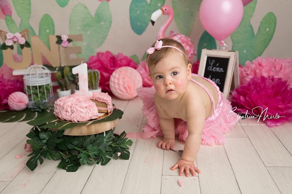 photographe spécialisé bébé gard 30